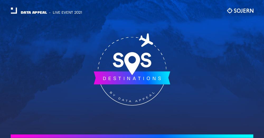 webinar turismo 2021 - Destinazioni turistiche - SOS Destinations