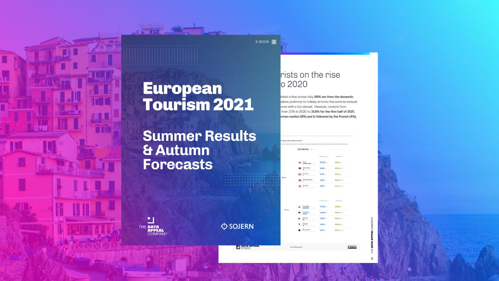 European Tourism 2021
